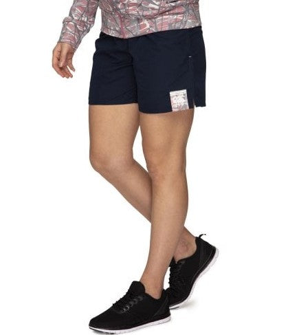 Canterbury Womens Camo Logo Tactic Short