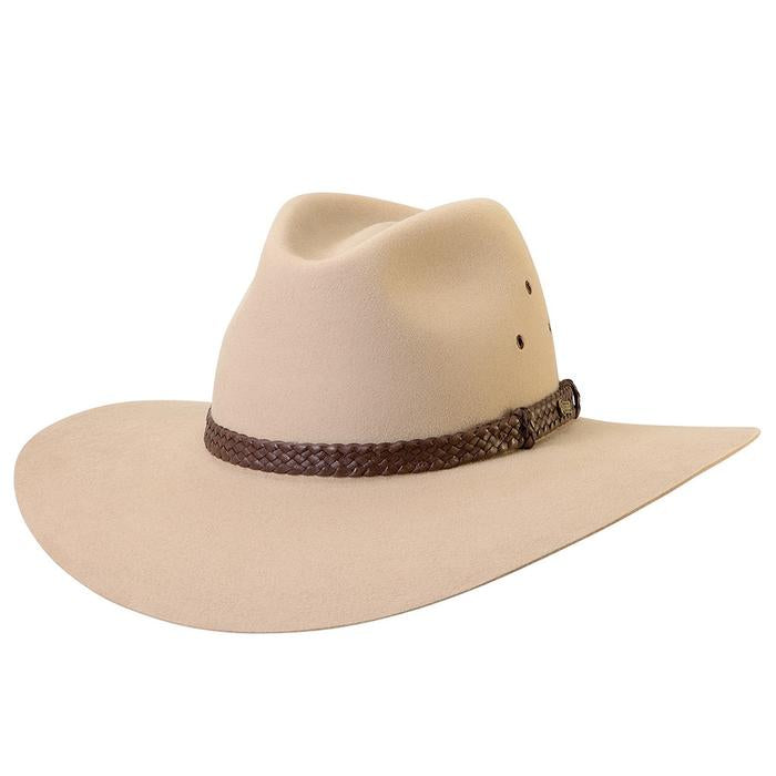 Akubra Riverina Hat - 3 Colours