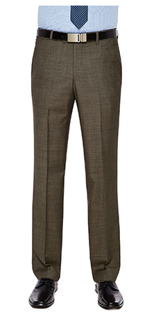 City Club Shima 1007 Trousers - Brown