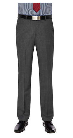 City Club Shima 1007 Trousers - Charcoal