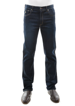 Thomas Cook Mens Bass Stretch Mid Relaxed Jeans
