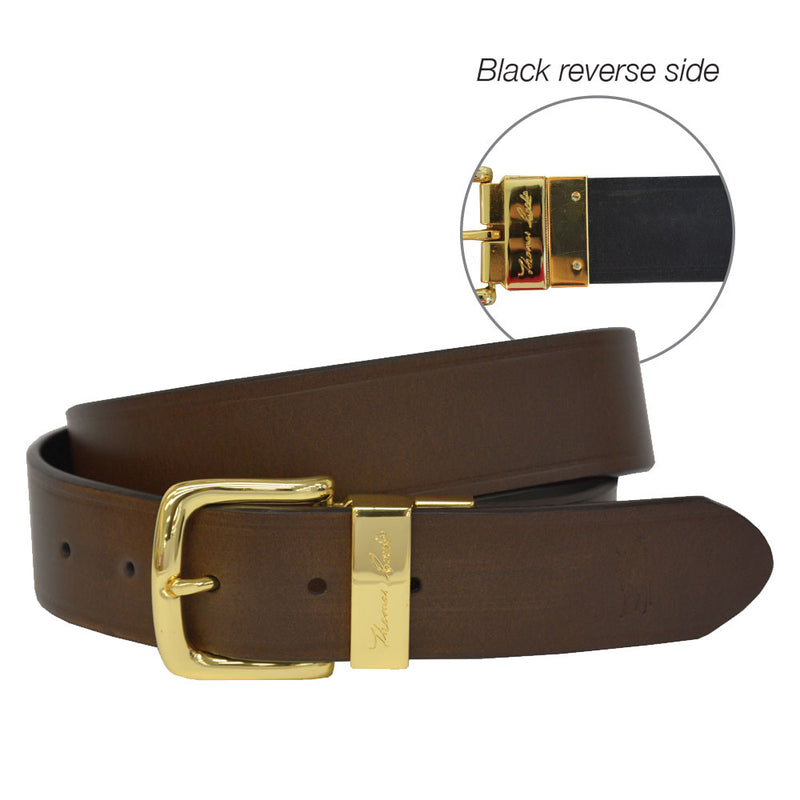 Thomas Cook Mens Signature Reversible Belt