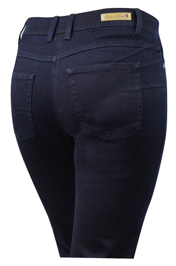 Thomas Cook Womens Suzie Slimmer Leg Wonder Jean