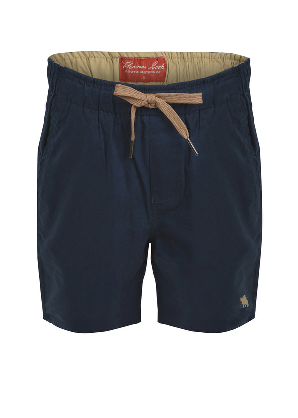 Thomas Cook Boys Darcy Shorts - Navy