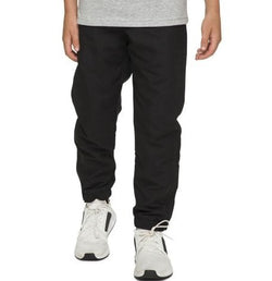 Canterbury Kids Team Tonal Taper Leg Cuffed Trackpants - Black and Navy