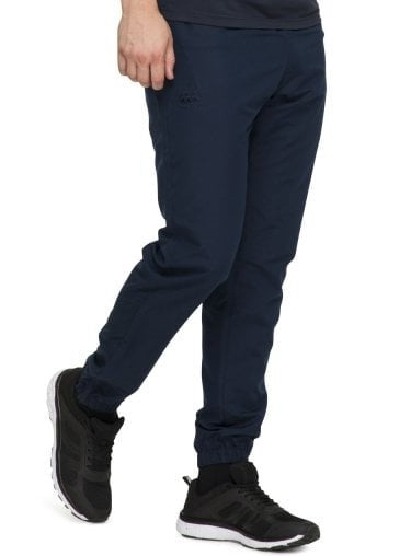 Canterbury Mens Team Tonal Taper Leg Cuffed Trackpant - Black and Navy