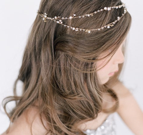 10 Tricks to Perfect Flower Girl Hair