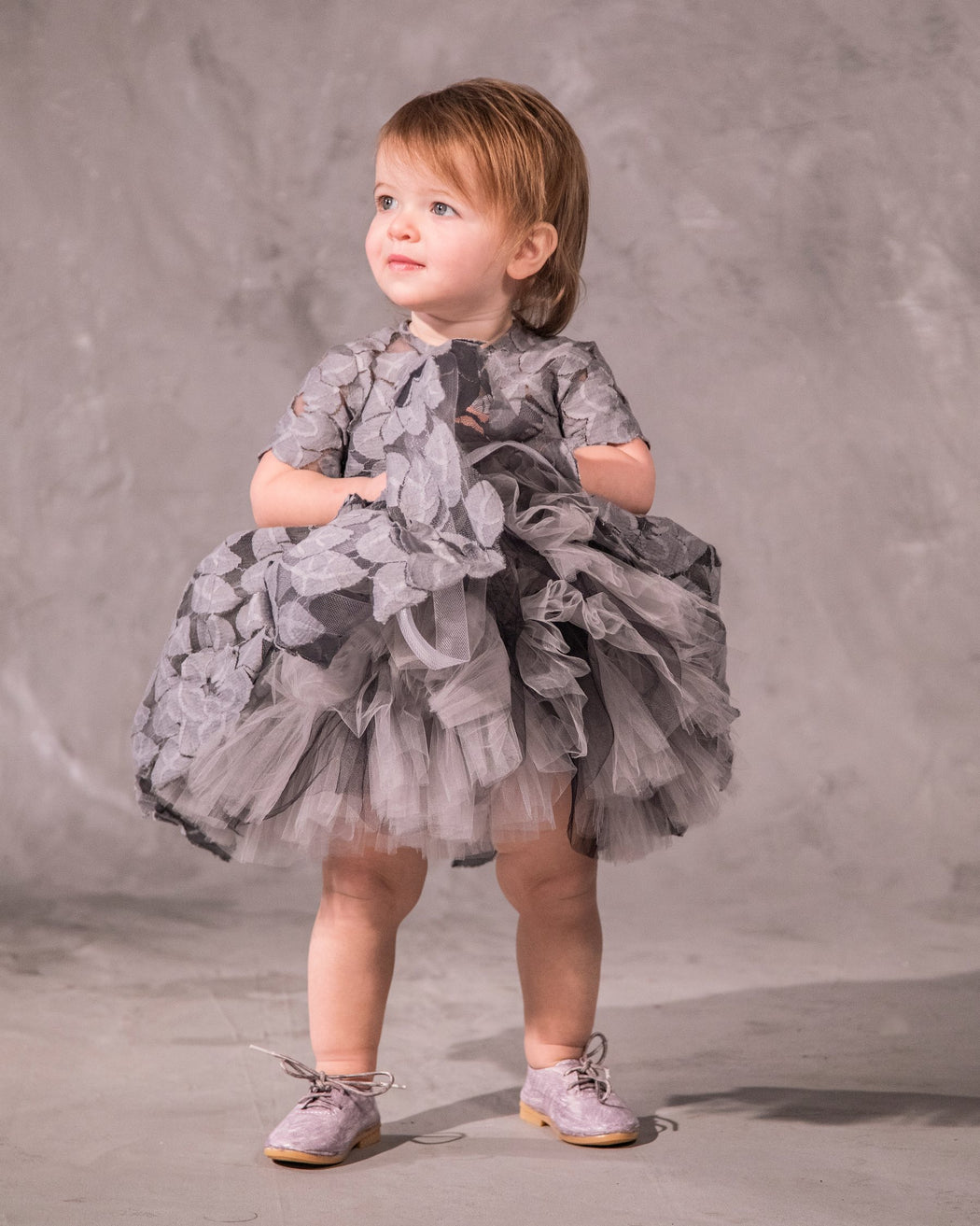 The Baby Annabelle-Baby Dress-Doloris Petunia