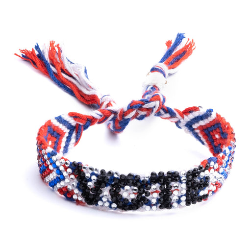 Vote Friendship Bracelet