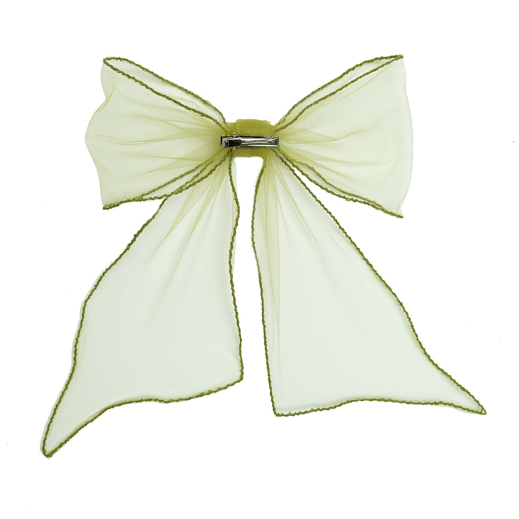 The Invisible Bow in Olive