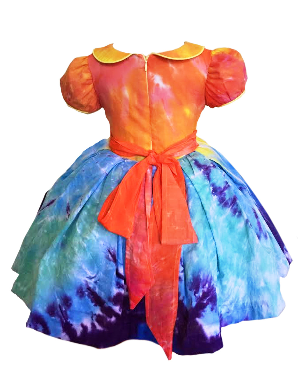 Doloris Petunia Tie Dye Dress The Naomi Limited Edition