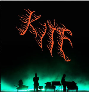 Kite at the Royal Opera (live) 3RD EDITION / Transparent Green