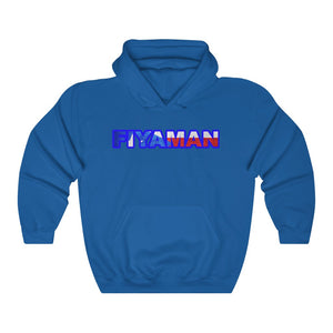 046 Unisex Fiyaman puto Rico Heavy Blend™ Hooded Sweatshirt