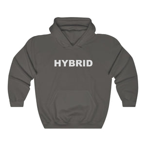 0011 Unisex Hybrid Heavy Blend™ Hooded Sweatshirt