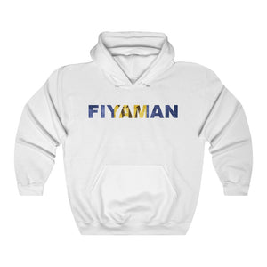 045 Unisex Fiyaman Bajan Heavy Blend™ Hooded Sweatshirt
