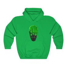 Load image into Gallery viewer, Green Mask Unisex Heavy Blend™ Hooded Sweatshirt