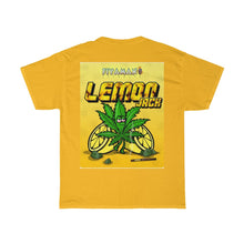 Load image into Gallery viewer, Heavy Cotton Tee Lemon Jack