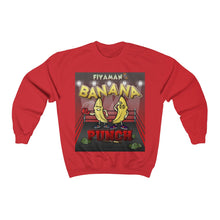 Load image into Gallery viewer, Banana Punch™ Crewneck Sweatshirt