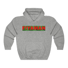 Load image into Gallery viewer, 017 Unisex Fiyaman logo red Heavy Blend™ Hooded Sweatshirt