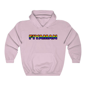 049 Unisex fiyaman full spectrum Heavy Blend™ Hooded Sweatshirt