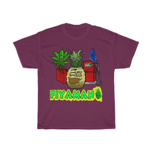 Load image into Gallery viewer, Express Pineapple Unisex Heavy Cotton Tee