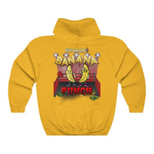Load image into Gallery viewer, 018 Unisex Fiyaman logo gold Banana  Heavy Blend™ Hooded Sweatshirt