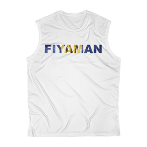 053 Fiyaman baje Unisex Sleeveless Performance Tee