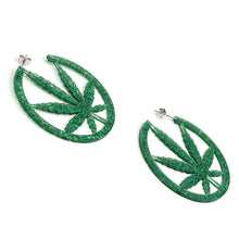 "Load image into Gallery viewer, ""Mary Jane"" Earrings"