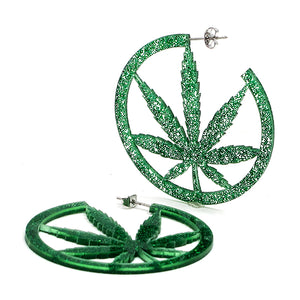 """Mary Jane"" Earrings"