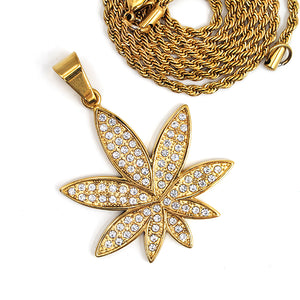 """Dr. Greenthumb"" Necklace"
