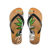 Load image into Gallery viewer, Unisex Flip-Flops Biscotti