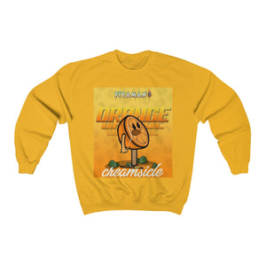 Orange Creamsicle™ Crewneck Sweatshirt
