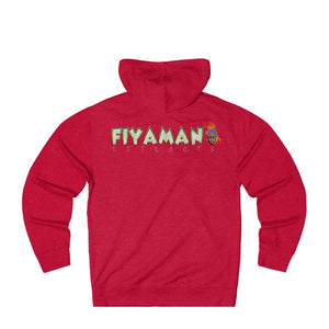 Fiyaman Unisex French Terry Hoodie