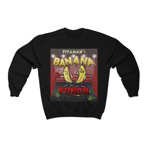 Banana Punch™ Crewneck Sweatshirt