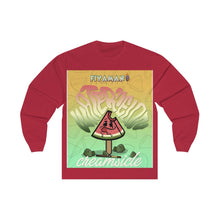 Load image into Gallery viewer, Watermelon Creamsicle Long Sleeve Tee