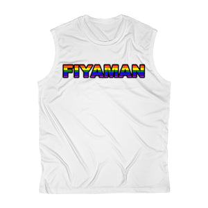055 Fiyaman Full spectrum Sleeveless Performance Tee