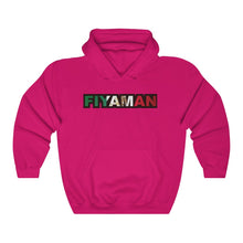 Load image into Gallery viewer, 044 Unisex Fuego Fiyaman Heavy Blend™ Hooded Sweatshirt