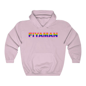 050 Unisex Fiyaman full spectrum 2 Heavy Blend™ Hooded Sweatshirt