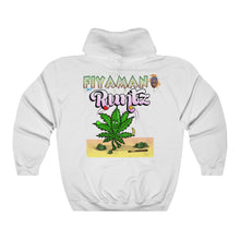 Load image into Gallery viewer, 023 Unisex Pink Runtz Heavy Blend™ Hooded Sweatshirt