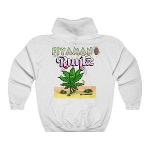 023 Unisex Pink Runtz Heavy Blend™ Hooded Sweatshirt