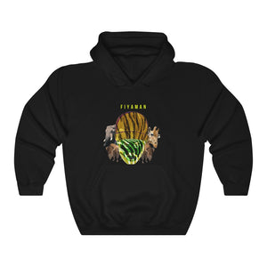 Wild Summer Animal Unisex Heavy Blend™ Hooded Sweatshirt