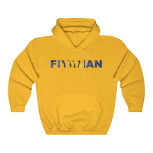 Load image into Gallery viewer, 045 Unisex Fiyaman Bajan Heavy Blend™ Hooded Sweatshirt