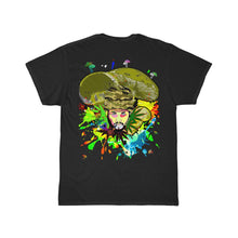 Load image into Gallery viewer, Unisex psychedelic Short Sleeve Tee