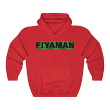 Load image into Gallery viewer, 0016 Unisex Fiyaman logo Heavy Blend™ Hooded Sweatshirt