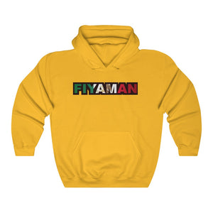 044 Unisex Fuego Fiyaman Heavy Blend™ Hooded Sweatshirt