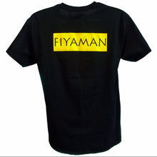 Load image into Gallery viewer, The Fiyaman Logo T-Shirt