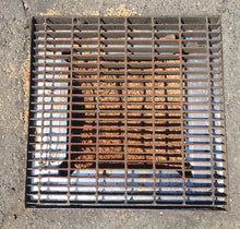 Load image into Gallery viewer, stormwater catch basin frame, liner and media, stormwater treatment unit