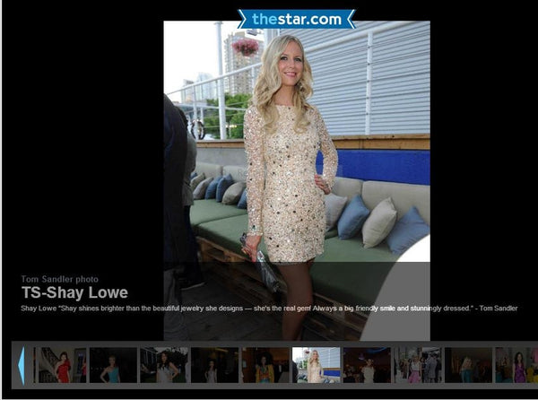 Toronto Star's Most Fashionable 2012