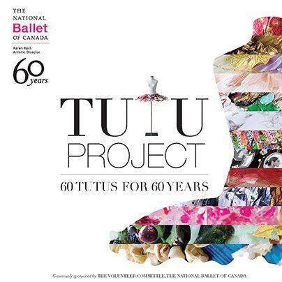 The National Ballet of Canada TUTU Project 2012