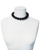BLACK TIE AFFAIR STATEMENT NECKLACE